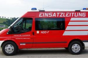 Kommando-Fahrzeug