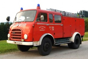 Tanklöschfahrzeug TLF 2000