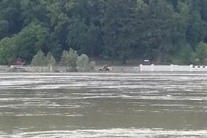 Hochwasser im Bezirk Amstetten
