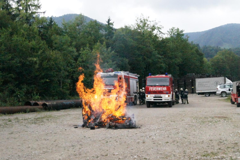 24h Feuerwehr