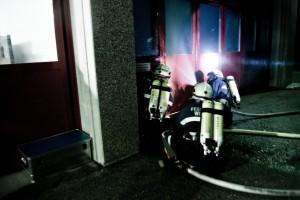 Atemschutzübung des Abschnittsfeuerwehrkommandos