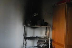 Brandverdacht Plenkerstraße