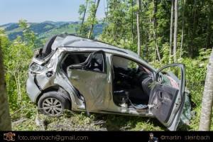 Tragischer Verkehrsunfall in Ybbsitz: 4 Tote