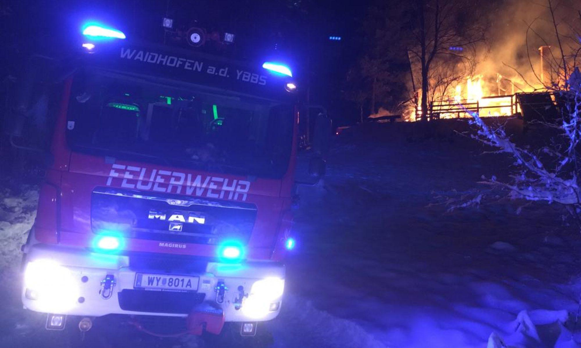 Feuerwehr Waidhofen